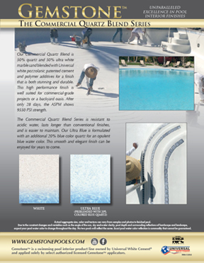 Commercial Quartz Brochure