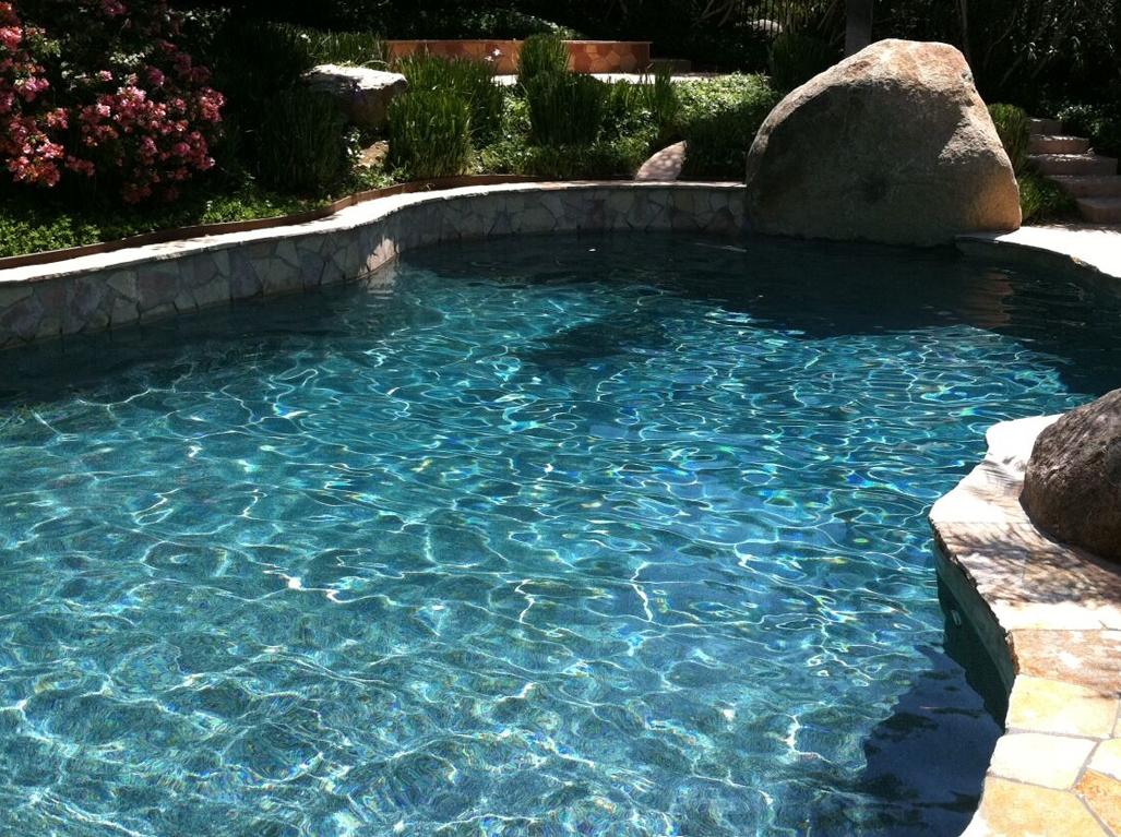 Gemstone Blue Diamond Pool