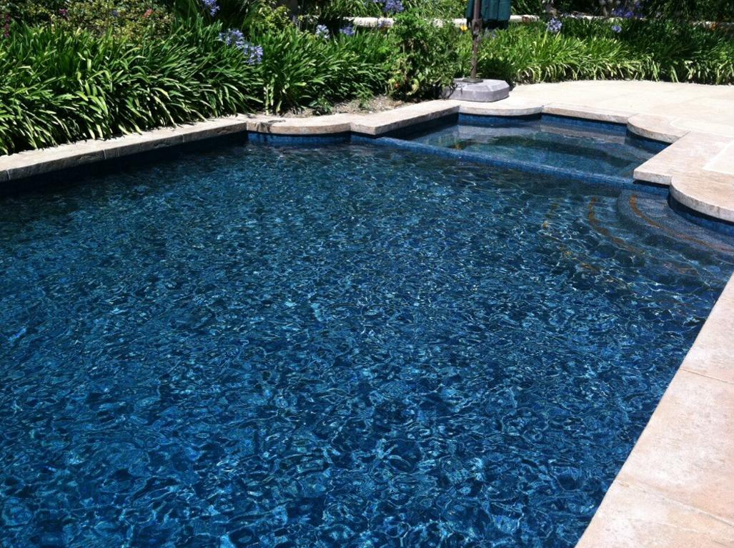 Designer Black Opal swimming pool