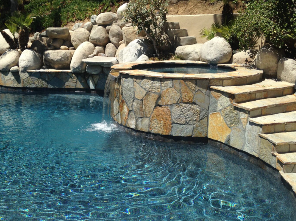 Designer Sapphire Pool And Spa