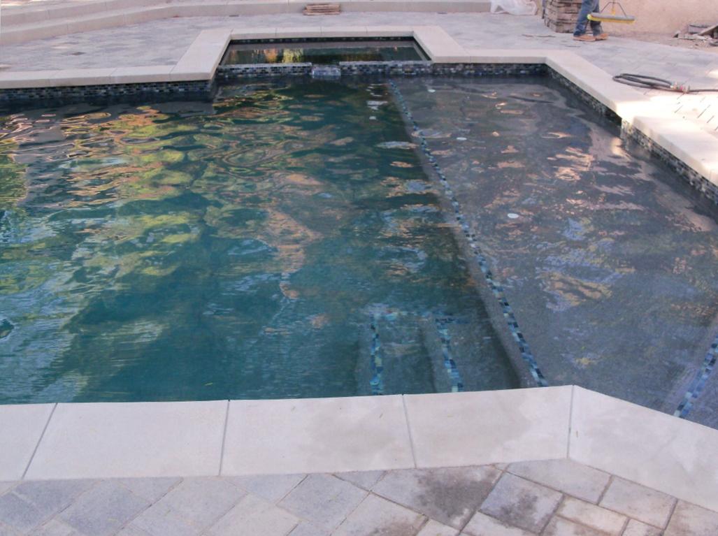 Micro Fusion Dark Grey Swimming Pool