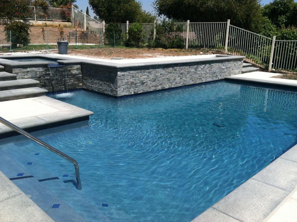 Radiant Fusion Topaz swimming pool