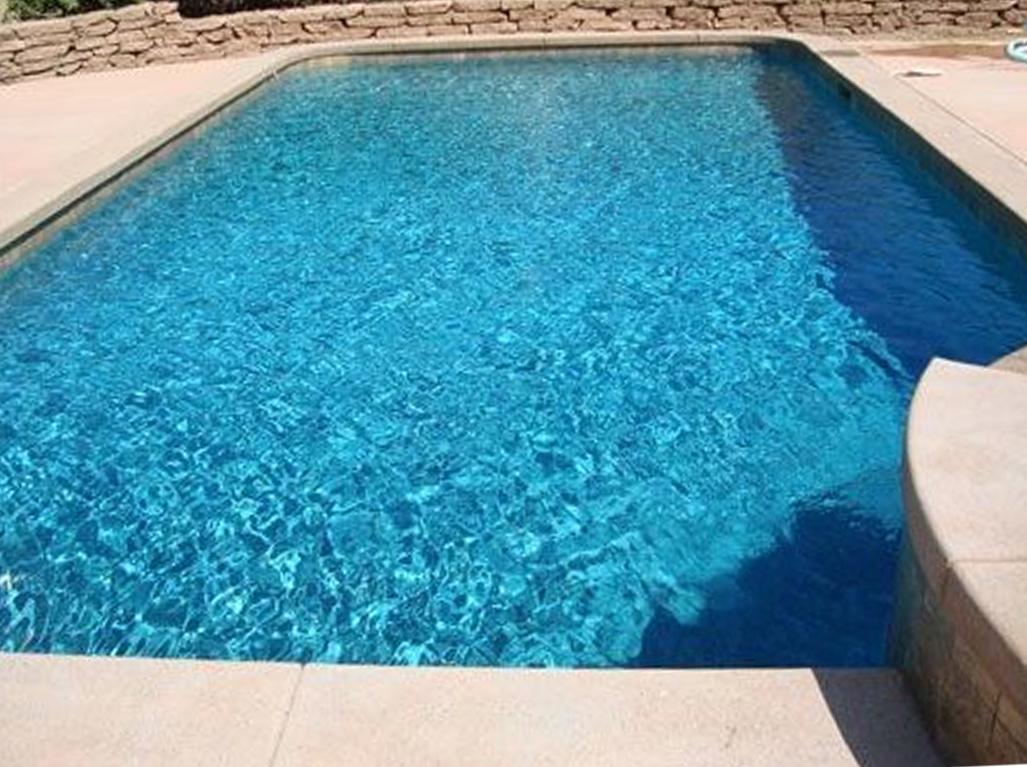 Spakle Quartz Cayman Pool