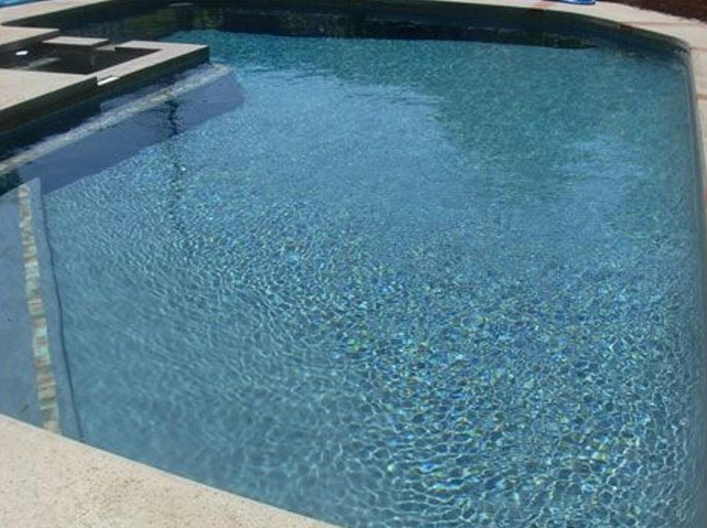 Sparkle Quartz Light Grey Pool
