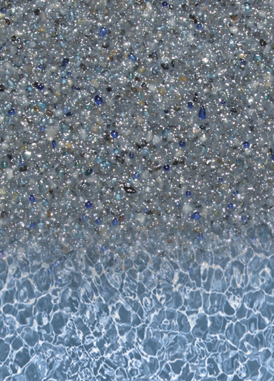 Gemstone Radiant Fusion - Blue Diamond
