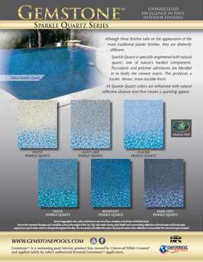Sparkle Quartz Brochure