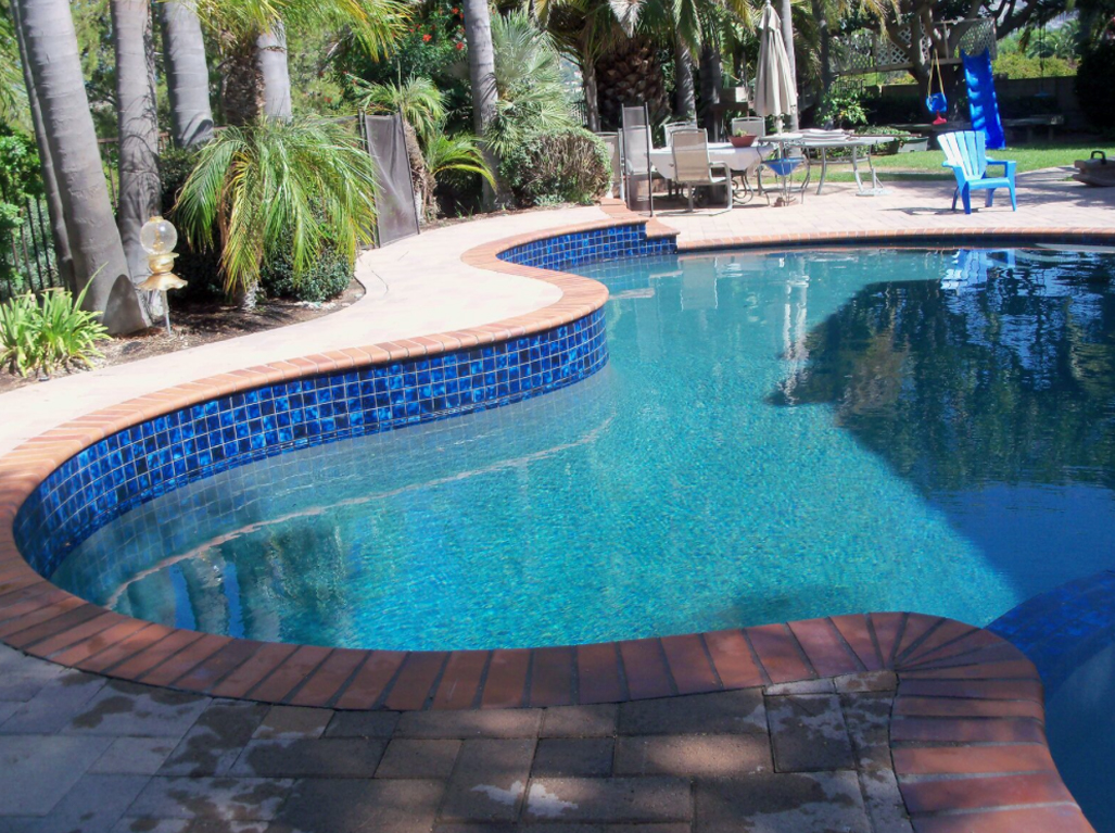 Radiant Fusion Dark Grey Pool