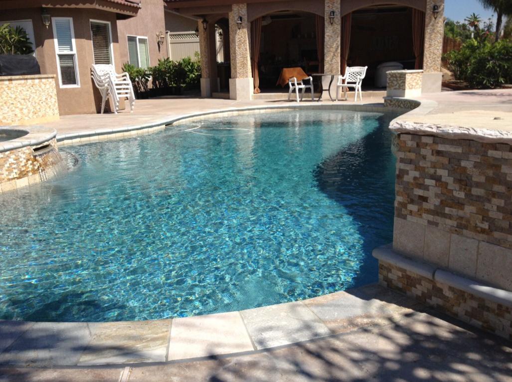 Sandstone Silver Pearl Pool