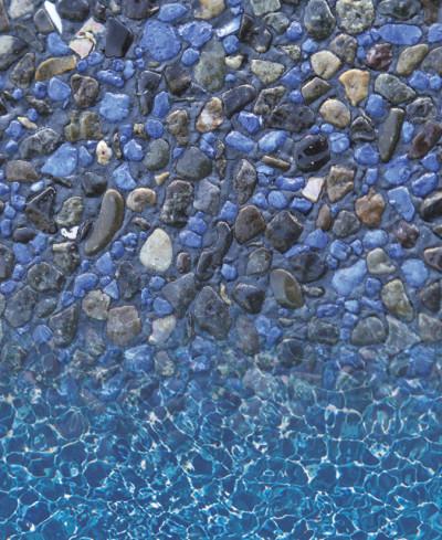 Gemstone Designer Finish - Sapphire